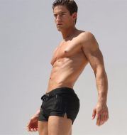 Boxer quick-drying beach pants