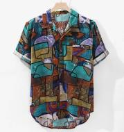 Beach hawaii shirt