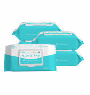 50PCS Alcohol Wipes Disinfection