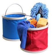 Multifunctional portable fishing bucket