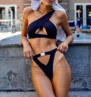 One Shoulder Sexy Bikini