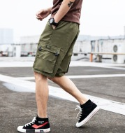 Tooling casual shorts