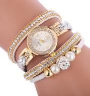 Diamond Women's Alloy Watch