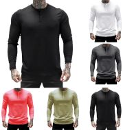 Elastic cotton moisture wicking and quick drying sweater