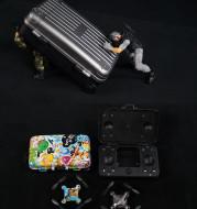 Suitcase Mini Drone Folding Aerial Photo Remote Control Plane