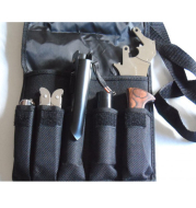 Outdoor camping portable combination knife kit
