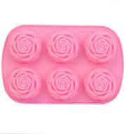 Soap silicone mold