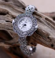 Women's Thai Silver Watch