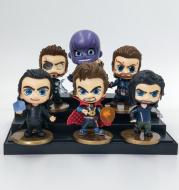 Big Head Avengers 3 Decoration