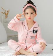 Cotton pajamas for children