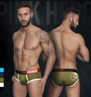 Low waist men's underwear