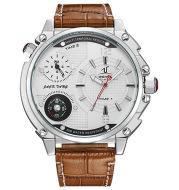 Men's waterproof quartz watch