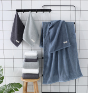 100% cotton soft and comfortable face towel