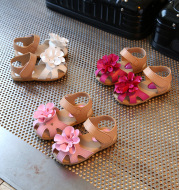 Flower princess shoes baby shoes