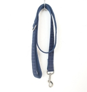 Thick bite-resistant portable dog leash