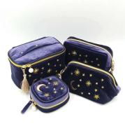 Japanese cosmetic bag velvet cosmetic bag