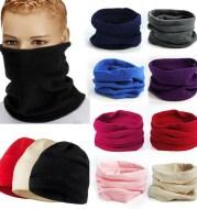 Warm wool scarf scarf