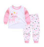 Spring and Autumn Children's Underwear Set