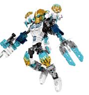 Building blocks biochemical warrior crisis hero