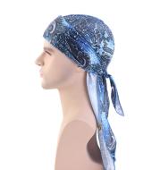Silk Amoeba Long Tail Pirate Hat