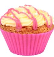 10pcs Puff Pudding Cake Mould
