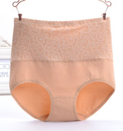 Spring and summer seamless postpartum belly pants