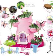 Fairy Garden Magic Cabin Play House