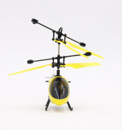 Jinyu factory induction remote control small aircraft infrared induction toy aircraft