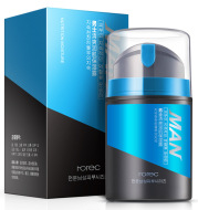 Men's moisturizing lotion