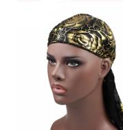 Hip hop headscarf