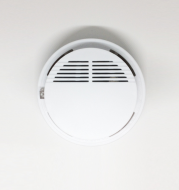 Household smoke alarm