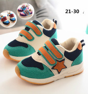 Breathable mesh shoes for kids
