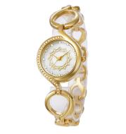 Small Dial Diamond Fashion Bracelet Watch