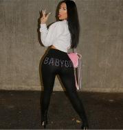 Tight Bottoming Women Pants