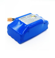 Twisted car battery 36V 4.4AH lithium battery pack