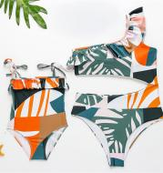 Ladies baby one-piece swimsuit