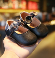 Baby soft bottom toddler shoes