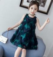 Girls Feather Love Dress
