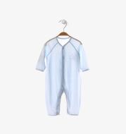 Baby bamboo fiber pajamas