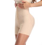 High waist abdomen safe buttocks briefs