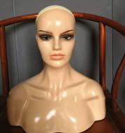 Jewelry model head