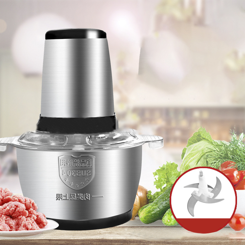 Appliance - Meat Grinding Multi-function Machine