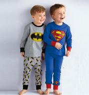 Superman children's home dress
