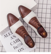 Brock formal business casual shoes
