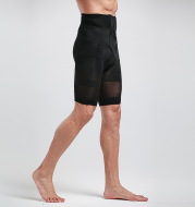 Men's high waist shaping pants