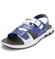 Waterproof summer breathable plastic sandals