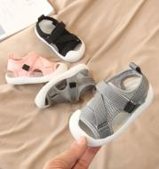 Non-Slip Breathable High Quality Toddler Shoes Baby Girls Boys Casual Shoes Anti-collision Shoes