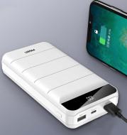 Pinsheng Digital Display Dual USB Power Bank