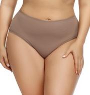 Women's high waist sexy cotton briefs