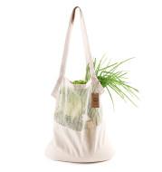 Eco-friendly cotton shopping bag